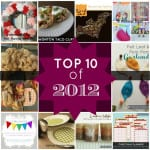 Top 10 Projects and Tutorials of 2012 - Becoming Martha
