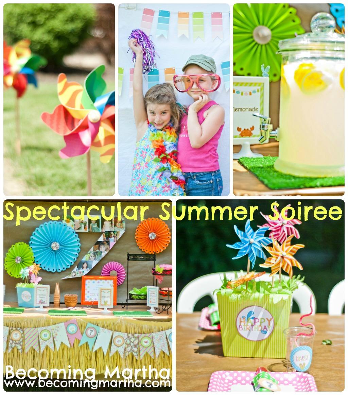 C's Spectacular Summer Soiree