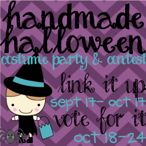 The Handmade Halloween Contest is Back!