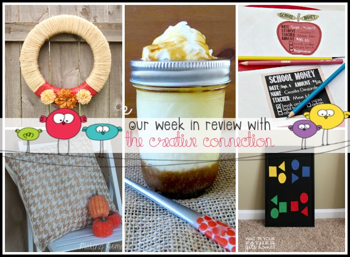 Creative Connection Ladies Week In Review
