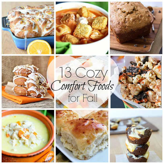 13 Cozy Comfort Foods {Must Pin Projects}