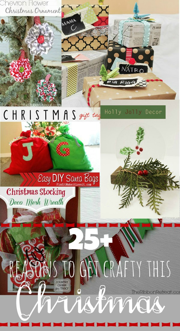 25+ Reasons to Get Crafty This Christmas
