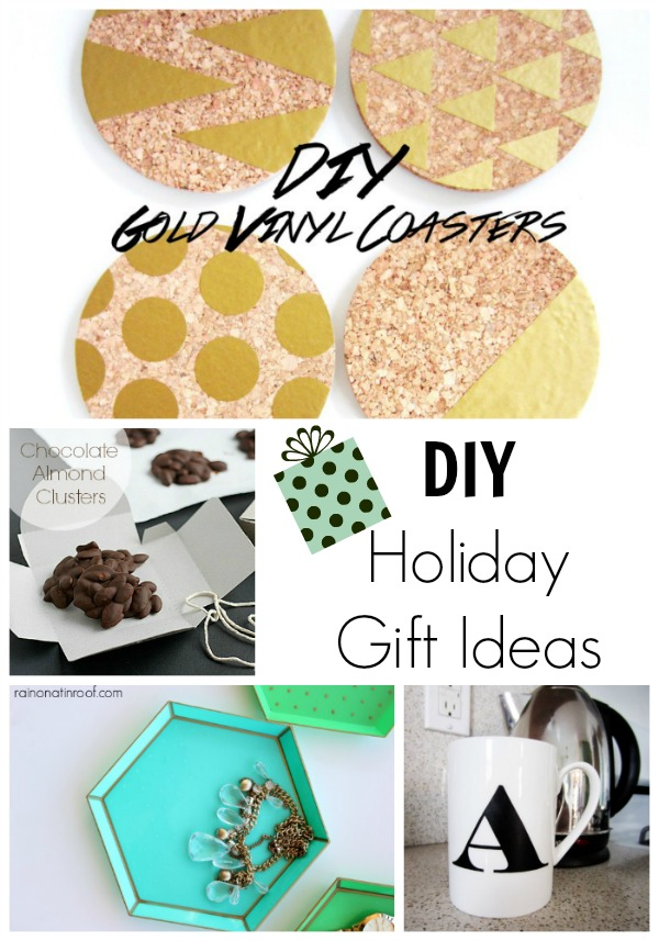 10 Homemade Holiday Gift Ideas {Must Pin Projects}