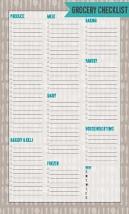 groceryplanner