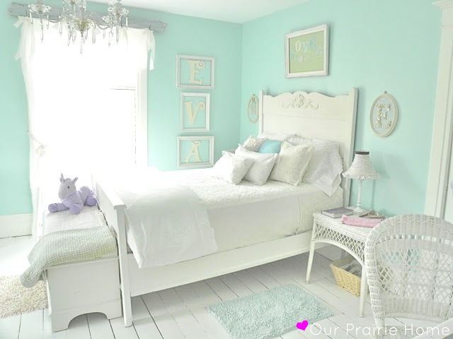 pale turquoise bedroom 30 girls bedroom makeover ideas becoming