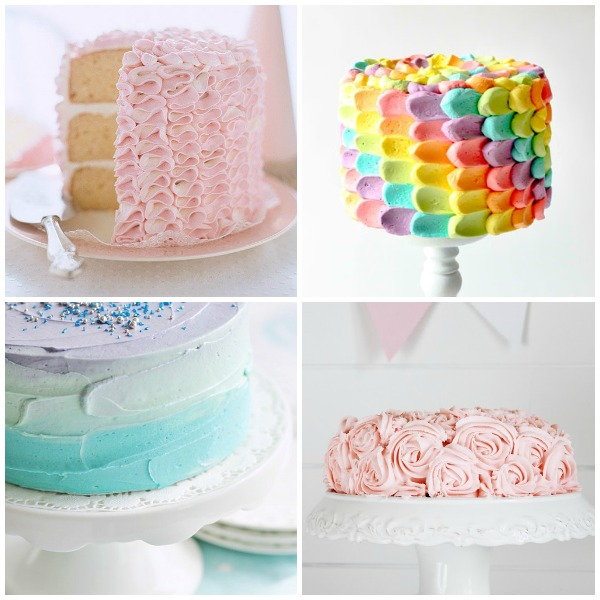 Easy Cake Decorating {In Under 10 Minutes!}