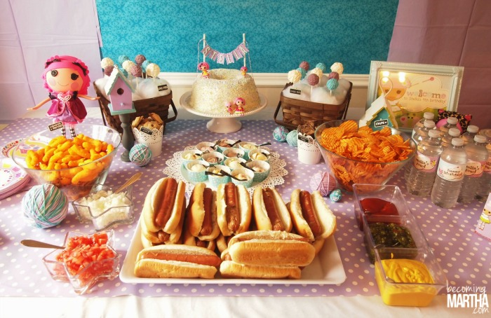 An Adorable Lalaloopsy Birthday Party
