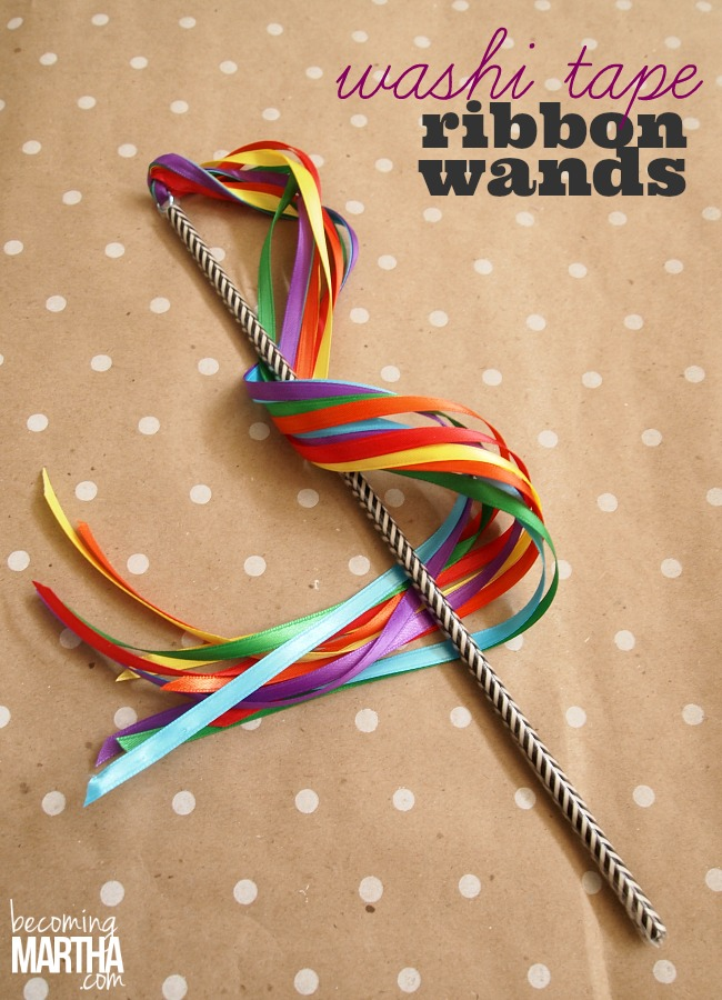 diy ribbon wands in 5 minutes the simply crafted life. Black Bedroom Furniture Sets. Home Design Ideas