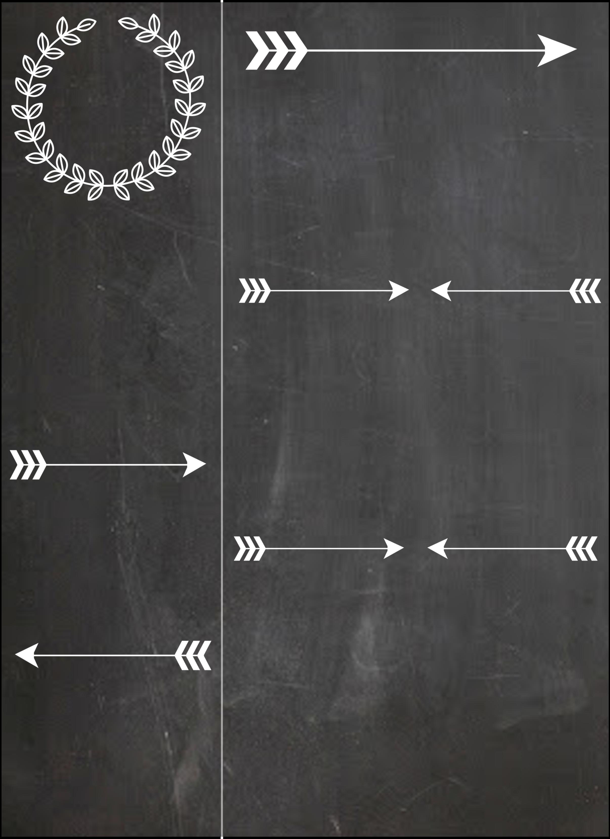 blank chalkboard invitation template blank chalkboard invitation template - Ideal.vistalist.co