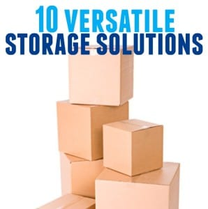 Top 10 Versatile Storage Solutions
