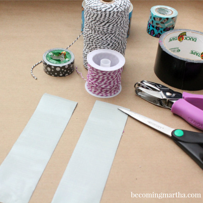 duck tape bookmarks 2