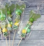 Use a Fuse tool to create your own custom size treat bags for everything from candy kebabs to cookies!