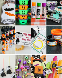 30 Non-Candy Classroom Halloween Treats