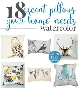 Online Stores for Throw Pillows + 18 Pillows You're Sure to Love