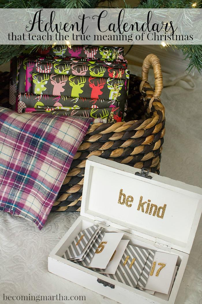Diy Chocolate Advent Calendar : Diy advent calendars the simply crafted life