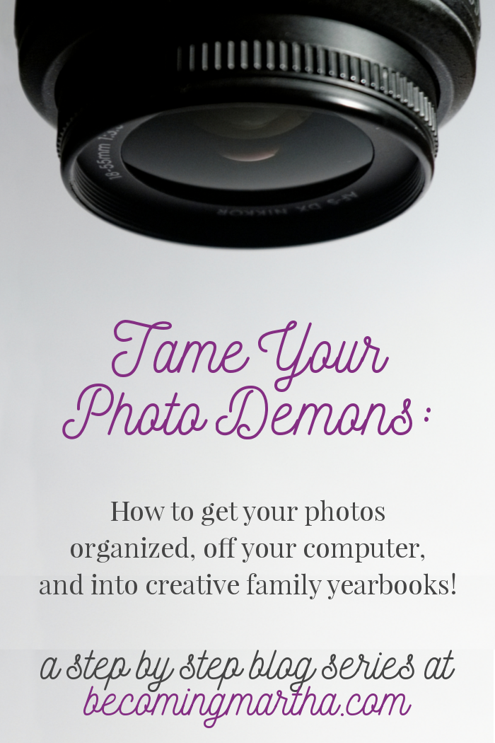 This blog series will walk you through every step of creating a beautiful family yearbook in no time at all!