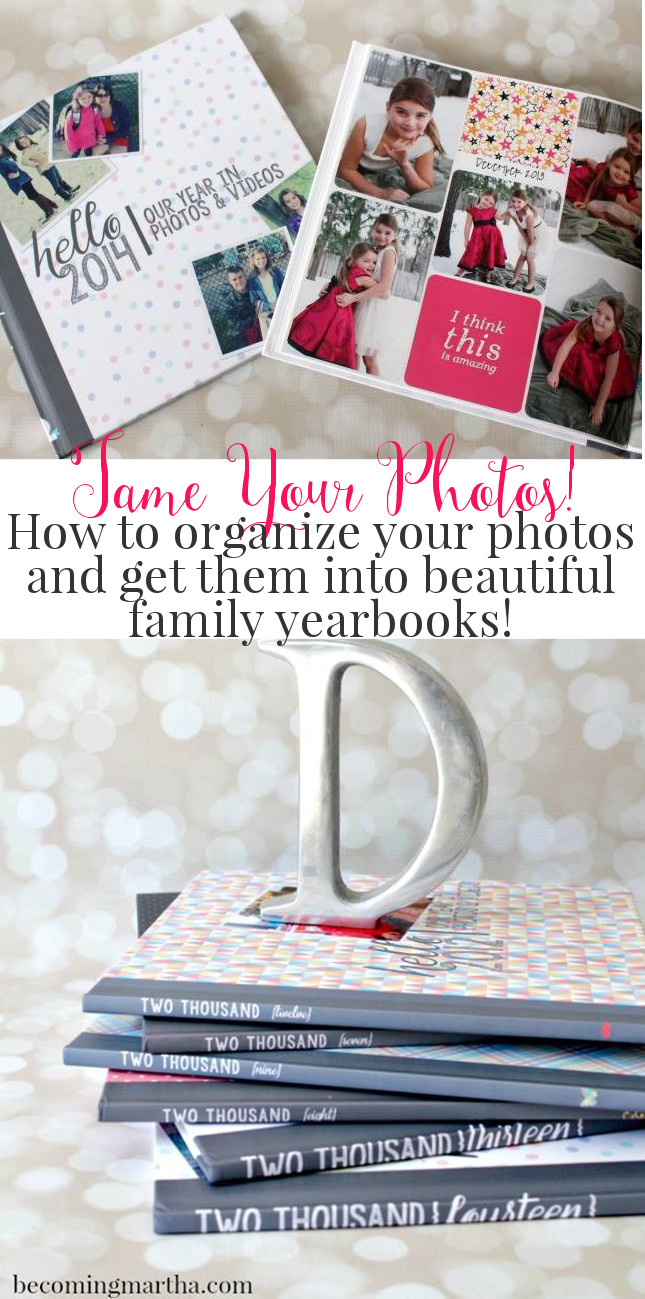 Creating Family Photobooks – Part IV