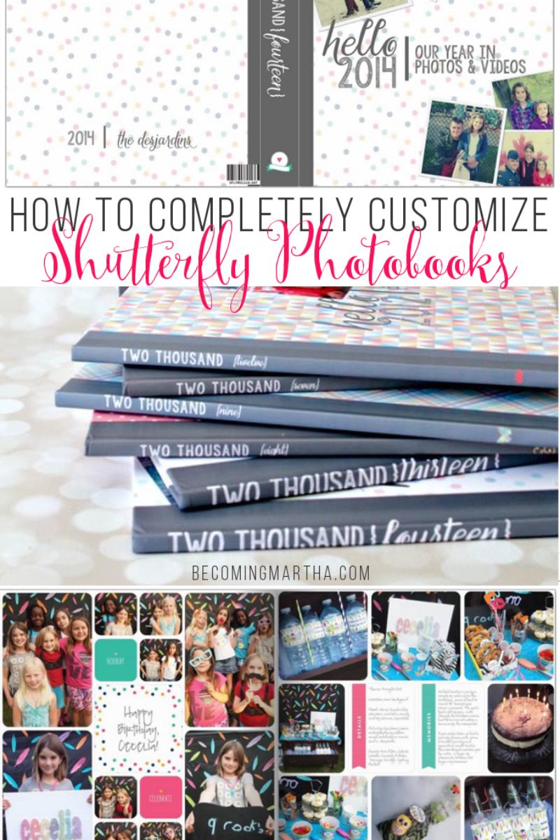 Creating Custom Family Photobooks – Part V