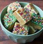 Easy Cake Pop Bars