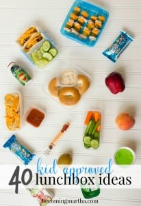 40+ Kid Approved School Lunch Ideas