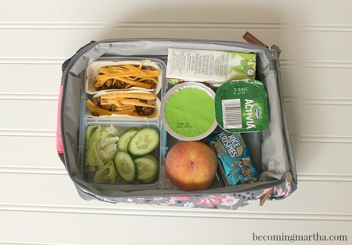back to school lunch 2