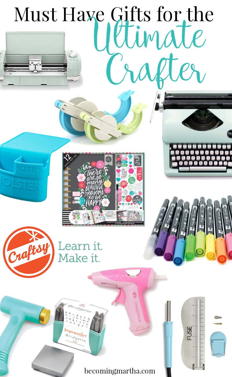 10 Must-Have Gifts for Crafters