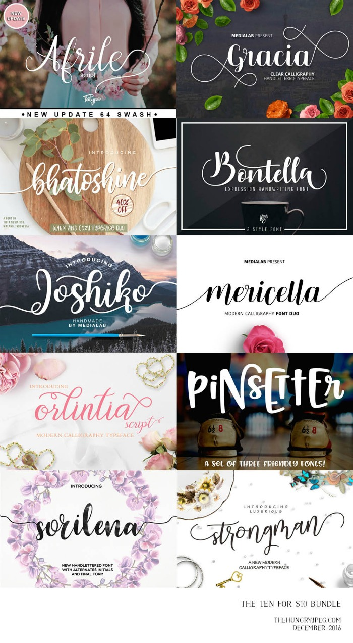 Low cost or free commercial use fonts can be hard to find, but not impossible. This post shares the best resources to help you score font for a great deal!