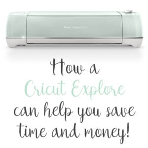 How a Cricut Wedding Can Help You Save Time and Money