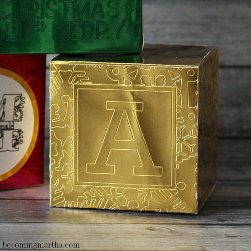 Cricut Gift Boxes – Style 3