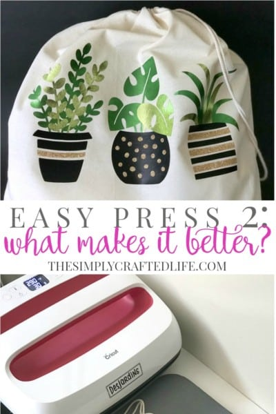 Cricut EasyPress vs EasyPress 2: Why the New EasyPress is Even Better