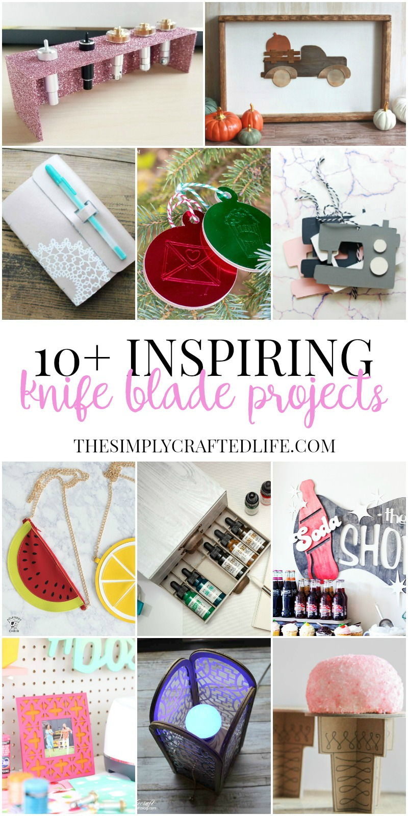 The Best Knife Blade Projects