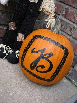 No Carve Cricut Pumpkin Decorating Ideas
